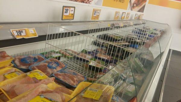 משרד החקלאות מקדם רפורמות חדשות שיחסכו לצרכן כ- 80 מיליון ₪ מדי שנה בקניית בשר עוף ובקר
